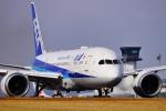 うらしまさんが、高松空港で撮影した全日空 787-881の航空フォト(写真)