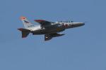 GNPさんが、茨城空港で撮影した航空自衛隊 T-4の航空フォト(写真)