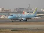 commet7575さんが、福岡空港で撮影したフジドリームエアラインズ ERJ-170-100 (ERJ-170STD)の航空フォト(写真)