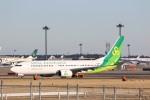 OS52さんが、成田国際空港で撮影した春秋航空日本 737-86Nの航空フォト(写真)