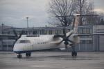 JA8037さんが、ザグレブ空港で撮影したクロアチア航空 DHC-8-402Q Dash 8の航空フォト(写真)