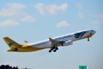 mojioさんが、成田国際空港で撮影したセブパシフィック航空 A330-343Xの航空フォト(写真)