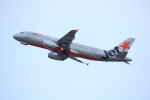 水月さんが、関西国際空港で撮影したジェットスター・アジア A320-232の航空フォト(写真)