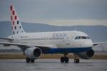 JA8037さんが、ザグレブ空港で撮影したクロアチア航空 A319-112の航空フォト(写真)