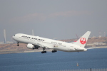 sakanayahiroさんが、羽田空港で撮影した日本航空 767-346の航空フォト(写真)
