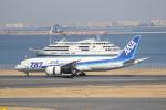 sakanayahiroさんが、羽田空港で撮影した全日空 787-881の航空フォト(写真)