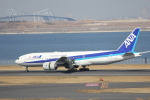 sakanayahiroさんが、羽田空港で撮影した全日空 777-281の航空フォト(写真)