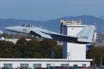 よっしぃさんが、名古屋飛行場で撮影した航空自衛隊 F-15J Eagleの航空フォト(写真)