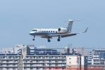 tabi0329さんが、福岡空港で撮影した航空自衛隊 U-4 Gulfstream IV (G-IV-MPA)の航空フォト(写真)