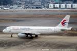 tabi0329さんが、福岡空港で撮影した中国東方航空 A320-232の航空フォト(写真)