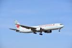 タマさんが、成田国際空港で撮影したエア・カナダ 767-375/ERの航空フォト(写真)