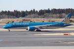 神宮寺ももさんが、成田国際空港で撮影したベトナム航空 787-9の航空フォト(写真)