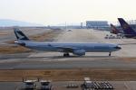 MOHICANさんが、関西国際空港で撮影したキャセイパシフィック航空 A330-343Xの航空フォト(写真)