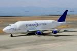 ウッディーさんが、中部国際空港で撮影したボーイング 747-4H6(LCF) Dreamlifterの航空フォト(写真)