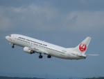 えぬえむさんが、新石垣空港で撮影した日本トランスオーシャン航空 737-446の航空フォト(写真)