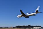 Nikon787さんが、松山空港で撮影した全日空 777-281/ERの航空フォト(写真)