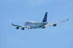X8618さんが、関西国際空港で撮影したタイ国際航空 747-4D7の航空フォト(写真)