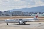 Take51さんが、伊丹空港で撮影した日本航空 777-289の航空フォト(写真)