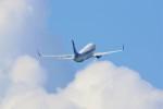 JA882Aさんが、能登空港で撮影した全日空 737-881の航空フォト(写真)