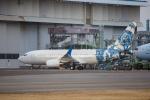 mameshibaさんが、羽田空港で撮影したBBJ One 737-7CJ BBJの航空フォト(写真)