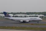 MA~RUさんが、成田国際空港で撮影したユナイテッド航空 747-422の航空フォト(写真)