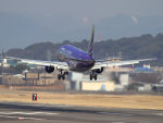 Mame @ TYOさんが、名古屋飛行場で撮影したフジドリームエアラインズ ERJ-170-200 (ERJ-175STD)の航空フォト(写真)