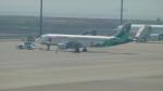 ukokkeiさんが、中部国際空港で撮影した中国東方航空 A320-214の航空フォト(写真)