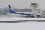 yuu-kiさんが、函館空港で撮影した全日空 777-281の航空フォト(写真)