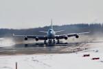 GRX135さんが、新千歳空港で撮影した大韓航空 747-4B5の航空フォト(写真)