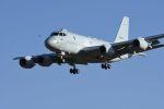 Duffさんが、厚木飛行場で撮影した海上自衛隊 P-1の航空フォト(写真)