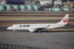 YWさんが、伊丹空港で撮影したジェイ・エア ERJ-190-100(ERJ-190STD)の航空フォト(写真)