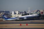 YWさんが、伊丹空港で撮影した全日空 777-381/ERの航空フォト(写真)