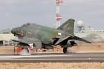 さかなやさんが、茨城空港で撮影した航空自衛隊 RF-4EJ Phantom IIの航空フォト(写真)