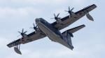 オキシドールさんが、岩国空港で撮影した海上自衛隊 US-2の航空フォト(写真)