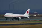nonさんが、羽田空港で撮影した航空自衛隊 747-47Cの航空フォト(写真)
