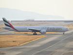 きゅうさんが、関西国際空港で撮影したエミレーツ航空 777-36N/ERの航空フォト(写真)