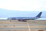 職業旅人さんが、関西国際空港で撮影したエアアジア・エックス A330-343Xの航空フォト(写真)
