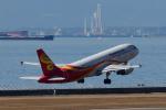 ミッキー2016さんが、中部国際空港で撮影した香港エクスプレス A320-214の航空フォト(写真)