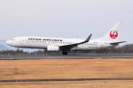 turenoアカクロさんが、高松空港で撮影したJALエクスプレス 737-846の航空フォト(写真)