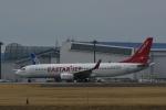 よしポンさんが、成田国際空港で撮影したイースター航空 737-8Q8の航空フォト(写真)
