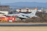 夏みかんさんが、名古屋飛行場で撮影した航空自衛隊 T-4の航空フォト(写真)