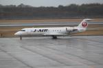職業旅人さんが、長崎空港で撮影したジェイ・エア CL-600-2B19 Regional Jet CRJ-200ERの航空フォト(写真)