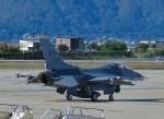Airway-japanさんが、函館空港で撮影したアメリカ空軍 F-16CM-50-CF Fighting Falconの航空フォト(写真)