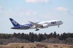 職業旅人さんが、成田国際空港で撮影した全日空 787-881の航空フォト(写真)