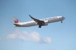 職業旅人さんが、成田国際空港で撮影した日本航空 767-346/ERの航空フォト(写真)