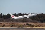 職業旅人さんが、成田国際空港で撮影した日本航空 737-846の航空フォト(写真)