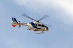 うさぎぱぱさんが、鹿児島空港で撮影したオールニッポンヘリコプター EC135T2の航空フォト(写真)