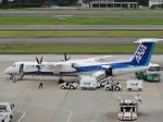 flyflygoさんが、伊丹空港で撮影したANAウイングス DHC-8-402Q Dash 8の航空フォト(写真)