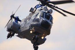 ふるちゃんさんが、木更津飛行場で撮影した陸上自衛隊 EC225LP Super Puma Mk2+の航空フォト(写真)