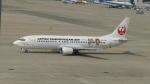 ukokkeiさんが、中部国際空港で撮影した日本トランスオーシャン航空 737-4Q3の航空フォト(写真)